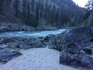 Salmon River Rafting Trip