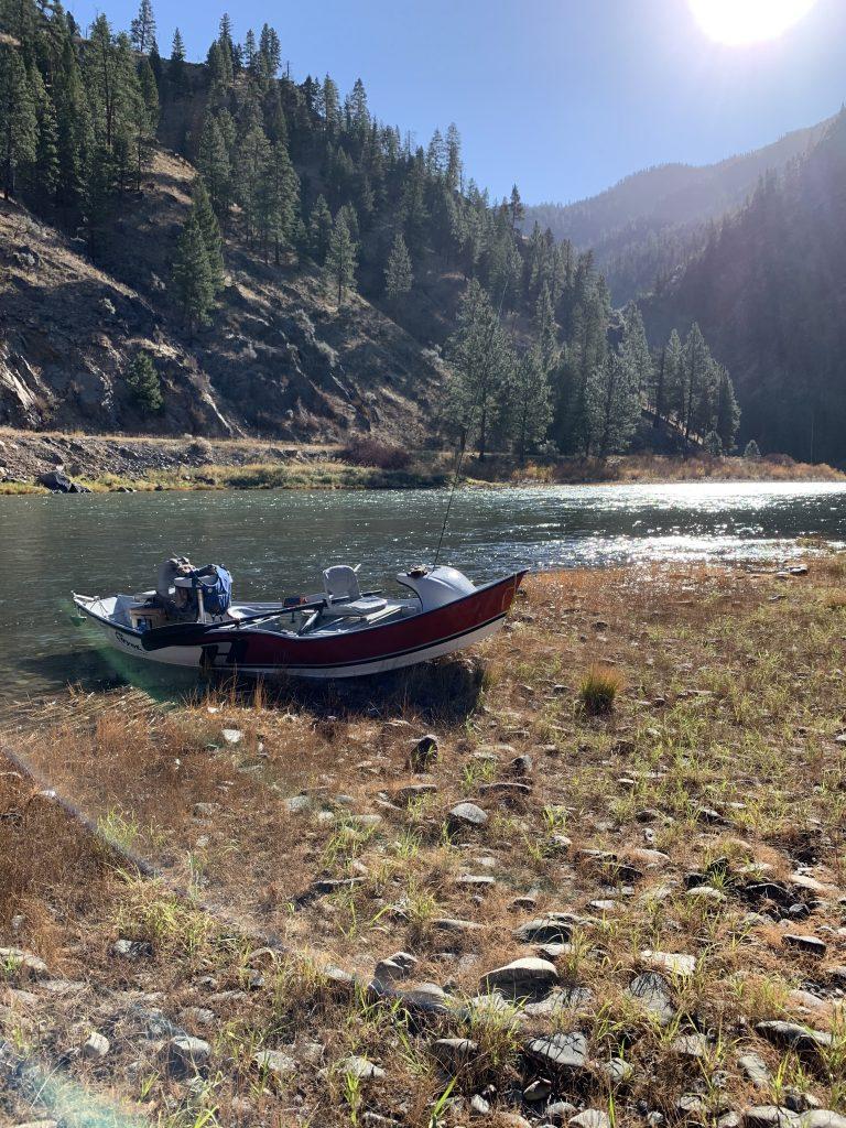 Fishing Salmon Rivr